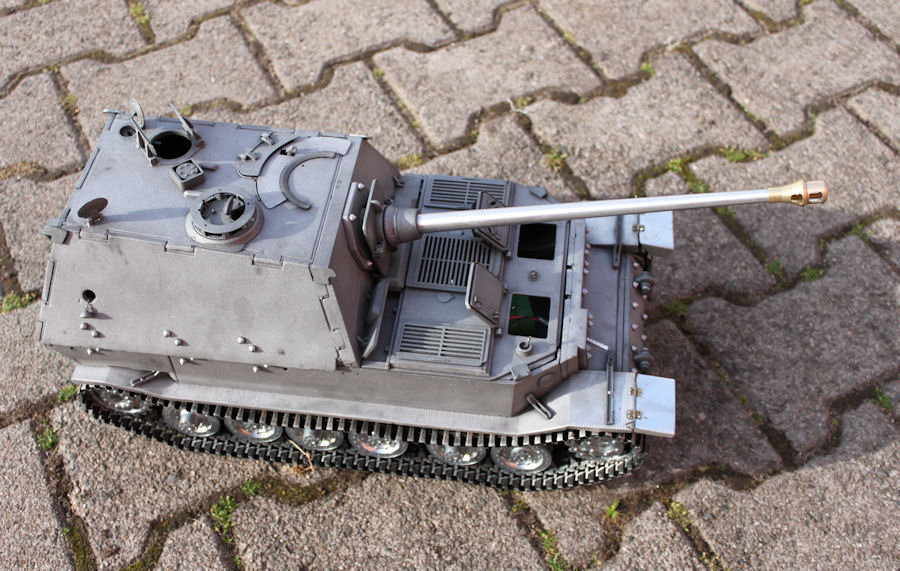 rc tanks australia